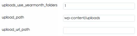 options.php 中设置